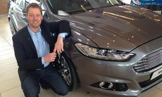 Vi kollar in nya Ford Mondeo: Bättre sent än aldrig