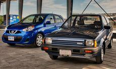 Vårdade sin gamla Micra ömt – fick en ny Micra av Nissan