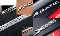 ams undersöker: 4WD ett bättre köp än 2WD