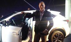 Lexus NX med turbo - så känns nya suven
