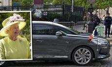 Hattmissen: Därför får drottningen inte plats i en Citroën DS5