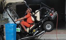 Euro NCAP testar fyrhjulingar – flera är dödligt farliga