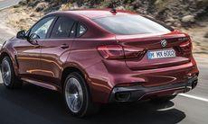 Officiell: Här är nya BMW X6