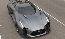 Nissan Concept 2020 Vision Gran Turismo – är det nästa GT-R?