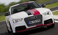 Audi visar stark dieselmotor med elektrisk turbo
