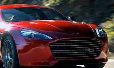 Aston Martin väcker liv i Lagonda med ny sedanmodell