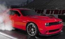 Dodge Challenger SRT Hemi Hellcat får 717 hästkrafter
