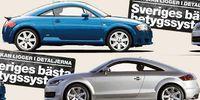 BEG: Audi TT - första mot andra generationen