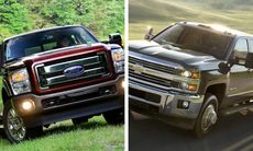 Ford och GM manipulerar siffrorna för högre maxlast