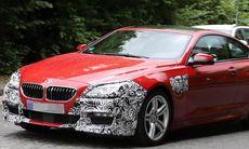 Spion: BMW ansiktslyfter 6-serien med ny front