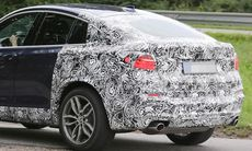 Spion: BMW X4 får M Performance-behandling