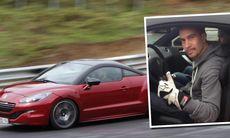 Provkörning: Peugeot RCZ R – med R som i Ringen
