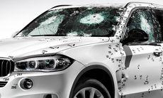 BMW X5 Security Plus – diskret och skottsäker