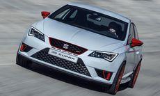Seat Leon Cupra 280 billigaste bilen under åtta minuter på Ringen