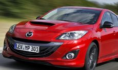Mazda 3 MPS gör comeback – med turbo och 4WD