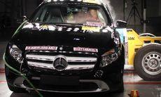 Euro NCAP: Åtta nya bilar testade – bara en får toppbetyg