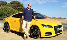 """Vi provkör nya Audi TTS: """"Den är otroligt fin att köra"""""""