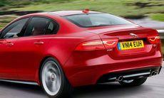 Jaguar visar nya XE – är detta din nya tjänstebil?