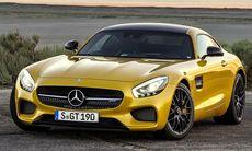 Mercedes-AMG GT officiell – här är alla fakta och bilder