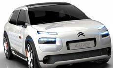 Citroën Cactus Airflow blir rekordsnål – här är knepet