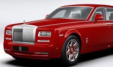 Köpte 30 Rolls-Royce Phantom för 140 miljoner