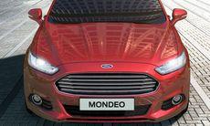 Ford avslöjar nya detaljer om Mondeo – autobroms och ny dubbelturbodiesel