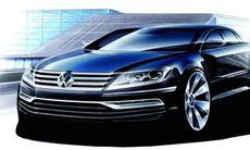 Första detaljerna om helt nya Volkswagen Phaeton