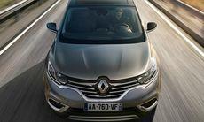 Renault väcker liv i Espace – blir en crossover