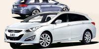 BEG: Hyundai i40 mot Opel Insignia