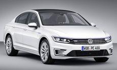 Volkswagen Passat GTE – sportig, supersnål laddhybrid