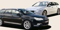 BEG: Citroën C5 och Peugeot 508 - komfort till budgetpris!