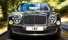 Bentley Mulsanne Speed är sportbilssnabb trots övervikten