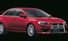 Mitsubishi ersätter Evo XI med SUV
