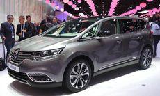 Vi provsitter nya Renault Espace – en crossover