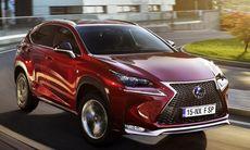 Lexus släpper priserna på NX 300h – en tjänstebilsdröm?