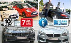 Undersökning: Hur nöjd är du med garantierna på din bil?
