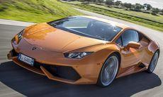Lamborghini Huracán LP 610-4 slår rekord – 3.000 bilar sålda