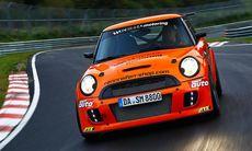 Snabbaste framhjulsdrivna på Nürburgring är Mini JCW GTS
