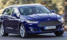 Vi provkör Ford Mondeo – är detta klassens nya kung?