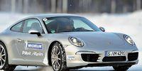 Så testar Michelin nya vinterdäck på svensk väg