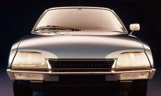 Citroën CX fyller 40 år – bilen som gjorde märket konkursfärdigt