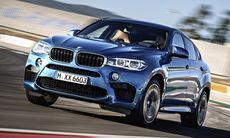 BMW X6 M krossar allt motstånd på Nürburgring