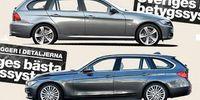 BEG: Två generationer BMW 3-serie