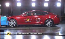 Euro NCAP: Tesla Model S får toppbetyg – Suzuki misslyckades