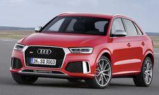 Audi Q3 och RS Q3 får ett lyft – och mer effekt