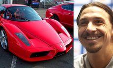 Billig Ferrari Enzo till salu – något för den händige