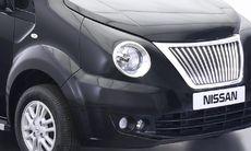 Nissan NV200 blir taxibil i London