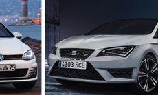 Seat Leon Cupra – starkare än Golf GTI