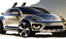 Volkswagen Beetle Dune Concept – snart verklighet