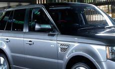 Range Rover är biltjuvarnas nya favorit